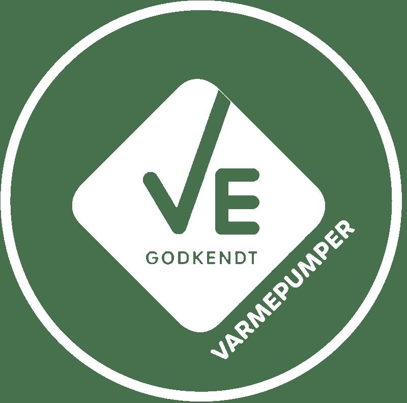 ve-logo varmepumper Helsing