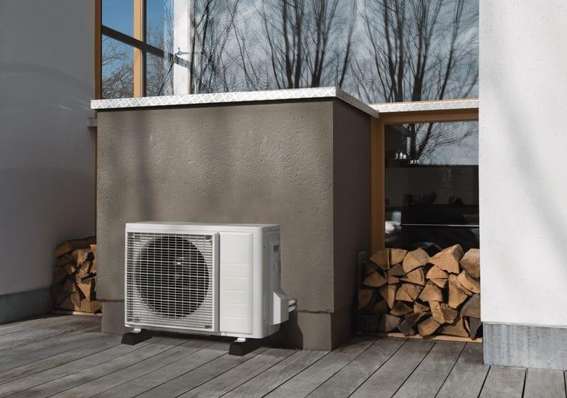 varmepumpe håndværkerfradrag Helsinge